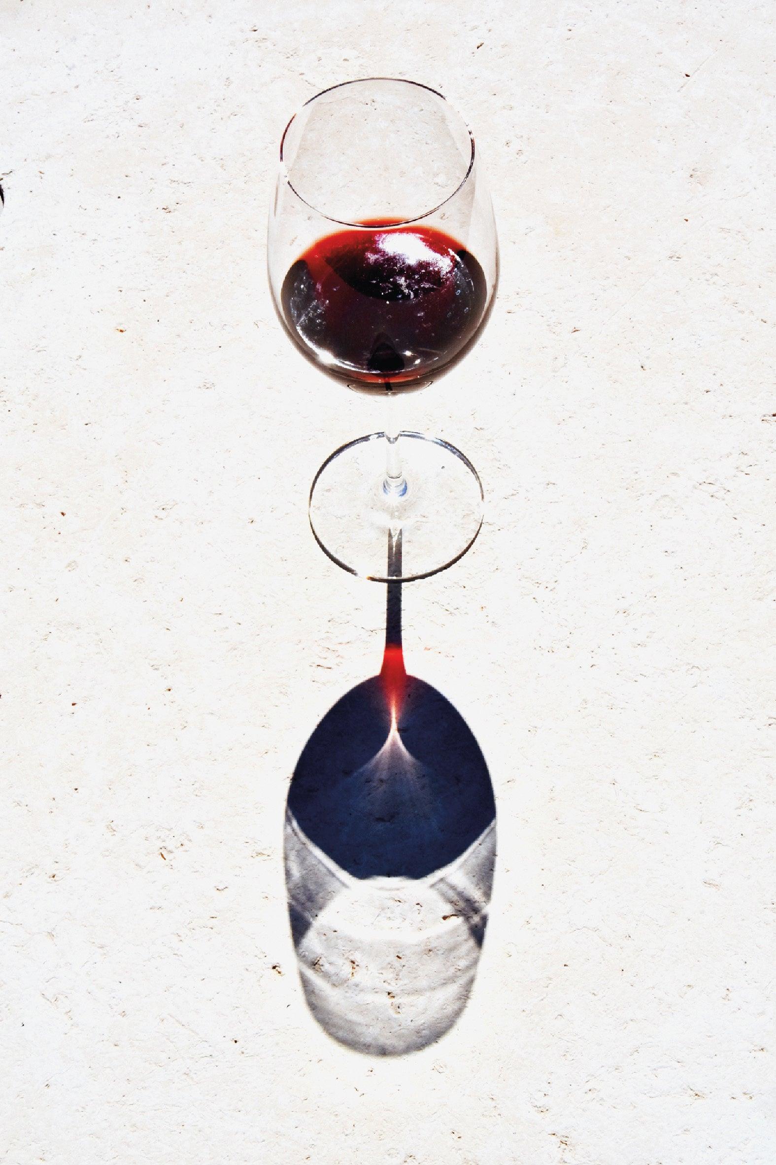 Wine's secret ingredient? Slowly crumbling rocks