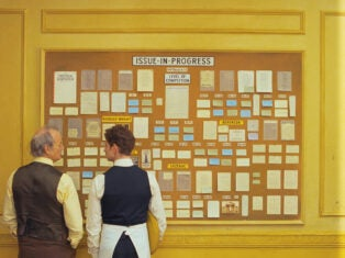 Wes Anderson's The French Dispatch is impossibly accomplished – and a bit boring