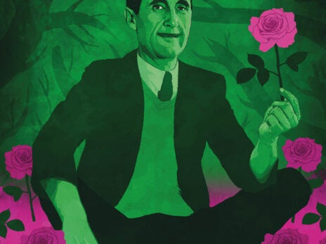 What George Orwell's garden reveals about his politics of resistance