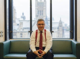 """""""The justice system is failing too many women"""": Robert Buckland on policing and MPs' security"""