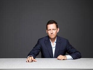 Peter Thiel: Big Tech's dark prophet