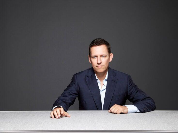Photo of Peter Thiel: Big Tech's dark prophet