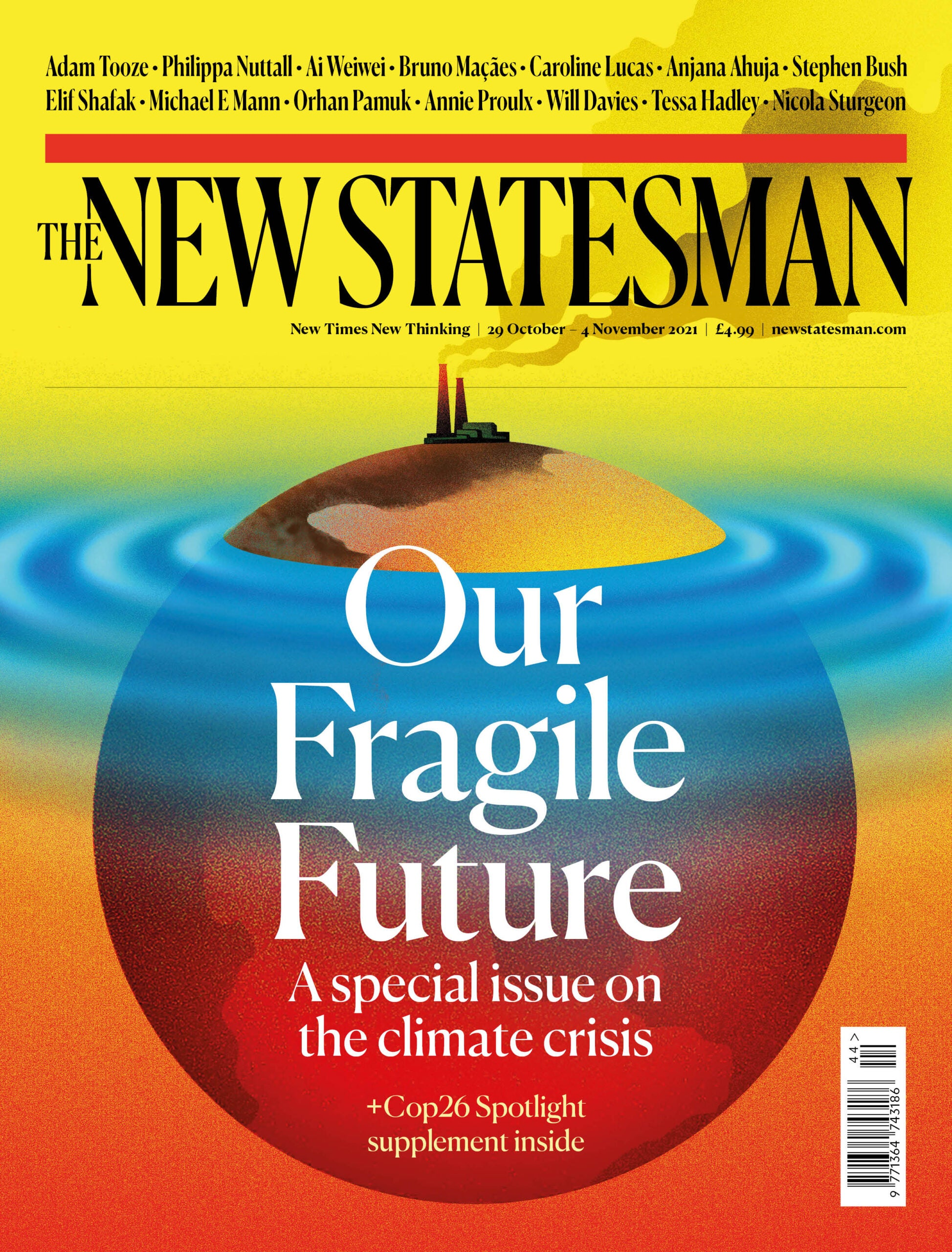 Our Fragile Future