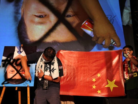 Fighter jets and street markets: Taiwan's daily dissonance as tensions with China ramp up