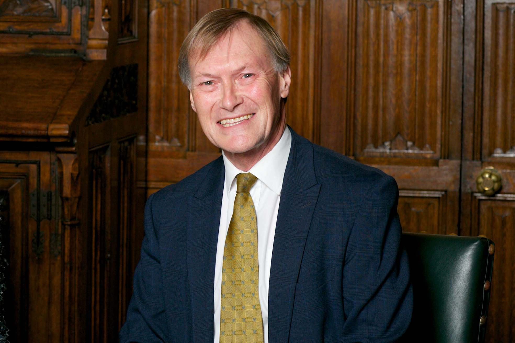 David Amess's death and the threats to all MPs show we must change the way we do politics