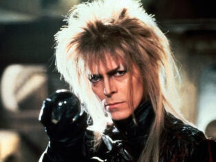 Why Labyrinth's goblin king is the most important role David Bowie played