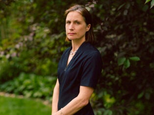 """Fiona Hill: """"US democracy is on a precipice right now"""""""