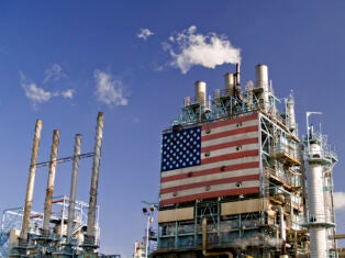 The US still produces far higher per capita carbon emissions than China