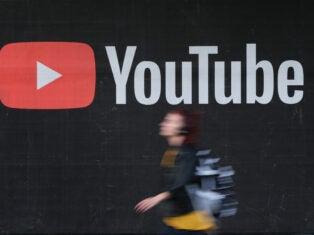Why did YouTube delete Novara Media's channel?