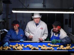 """Boris Johnson's """"f*** business"""" approach to the supply chain crisis is a risk for Brexit Britain"""