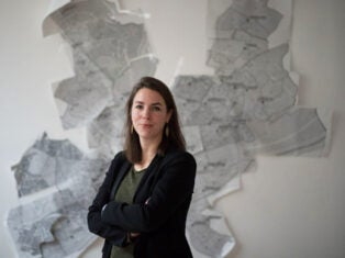 """""""We have a responsibility to dirty our hands"""": Julie Laernoes on the French Green party"""