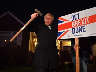 Brexit isn't done – and Boris Johnson can't answer the Irish Question