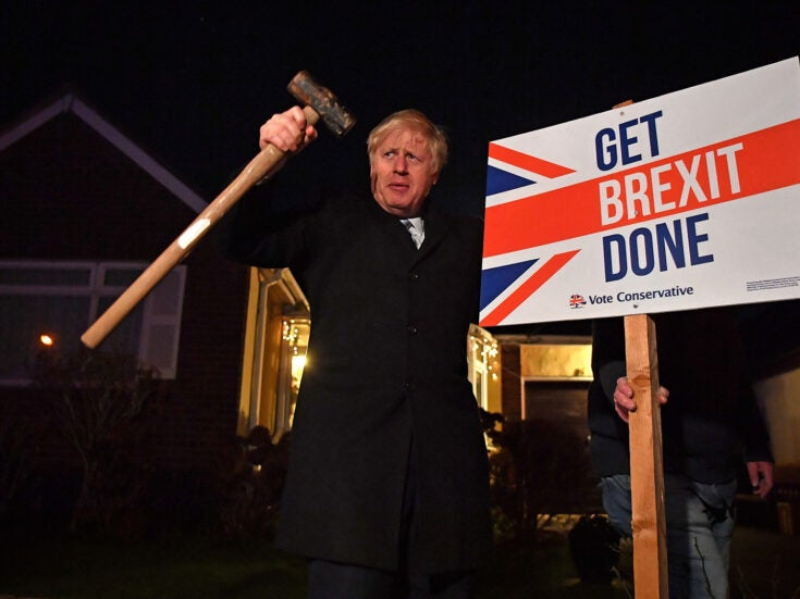 Photo of Brexit isn't done – and Boris Johnson can't answer the Irish Question