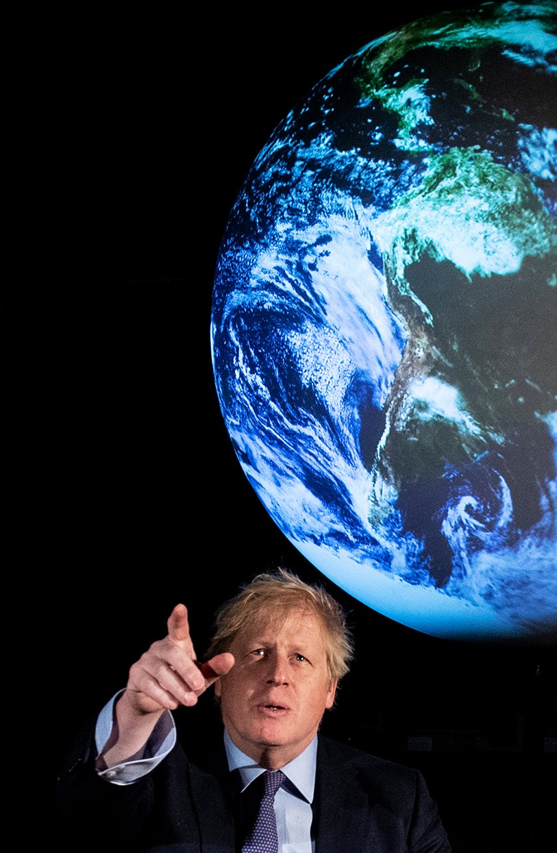 The Conservatives' net-zero strategy would doom the planet to climate chaos