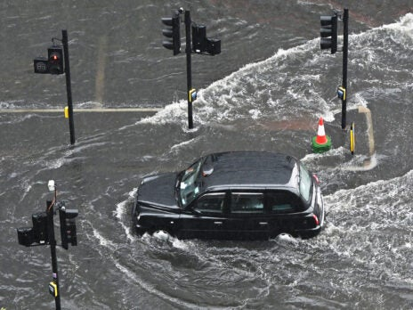 London is getting wetter – and its transport network may be too slow to adapt