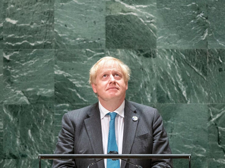 After Conservative Party conference, have we hit peak Boris Johnson?