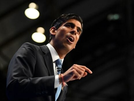 Rishi Sunak's speech is a big gamble for him and the Conservatives