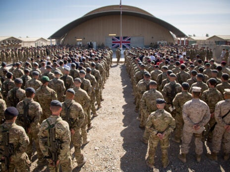 Exclusive polling: majority of British voters do not think Afghanistan mission was a success