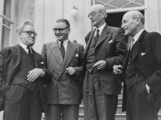 From the NS archive: Challenge to Britain