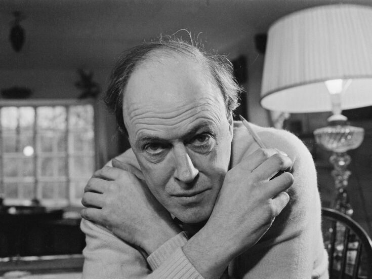 Roald Dahl's anti-Semitism was grotesque. I should know – I saw it first hand