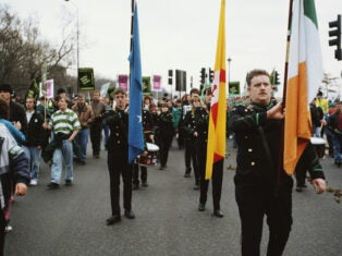 From the NS archive: Bridge over the troubles