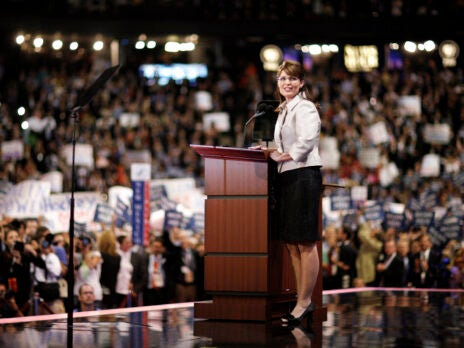 Sarah Palin lost, but then she won