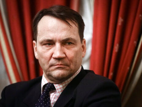 """Radosław Sikorski: """"Poland is on the path of Hungary and Russia"""""""