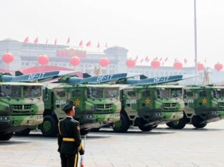 What the race for hypersonic technology says about the US-China arms rivalry