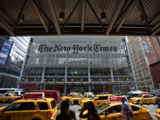 Can the New York Times succeed in London?