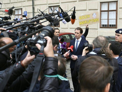 "Why Sebastian Kurz will now be Austria's ""shadow chancellor"""