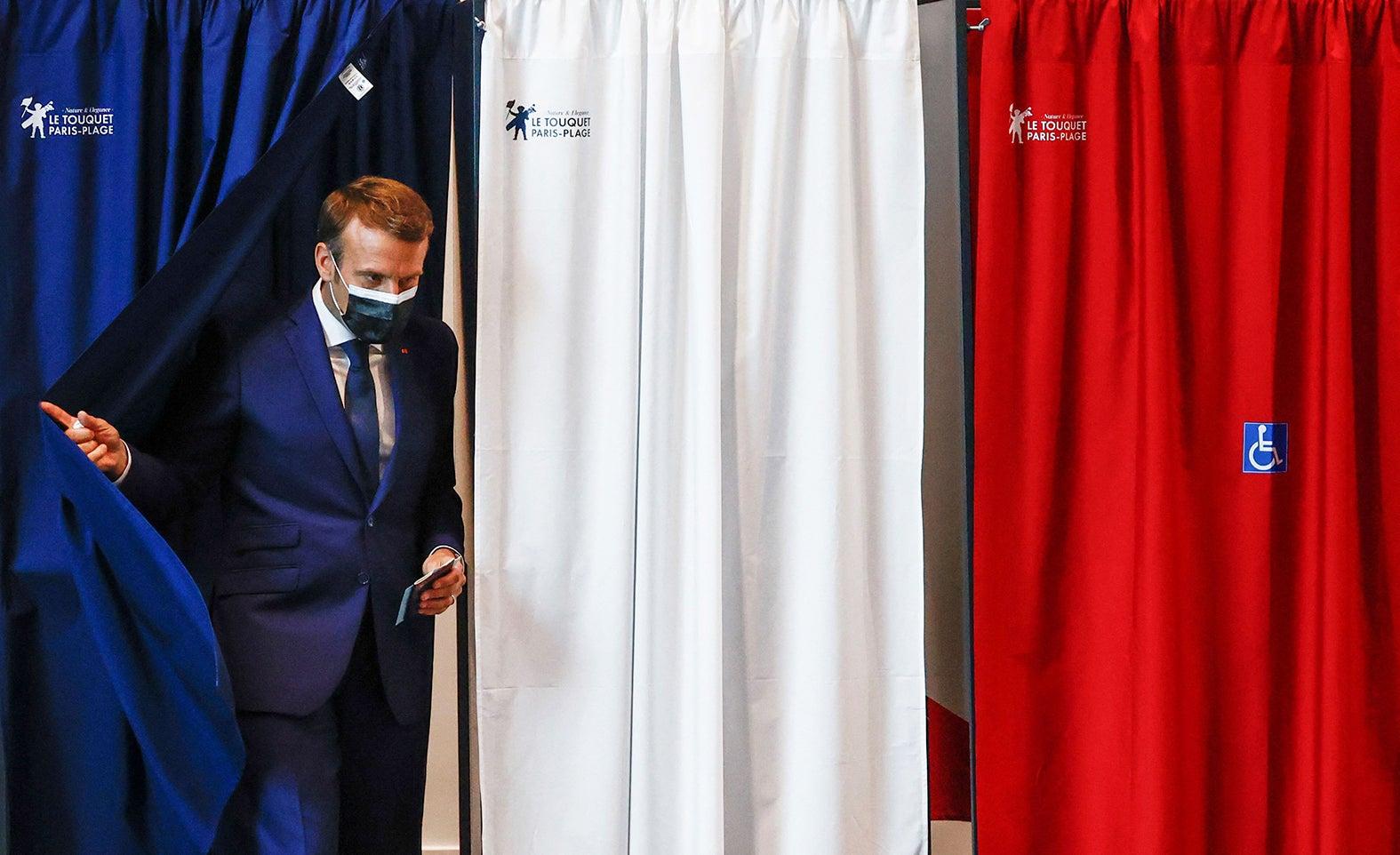 French election 2022: Can anyone beat President Emmanuel Macron?
