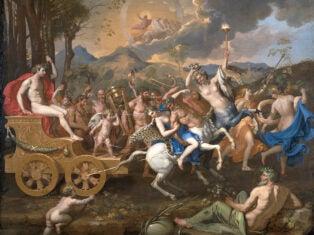 How Nicolas Poussin let loose