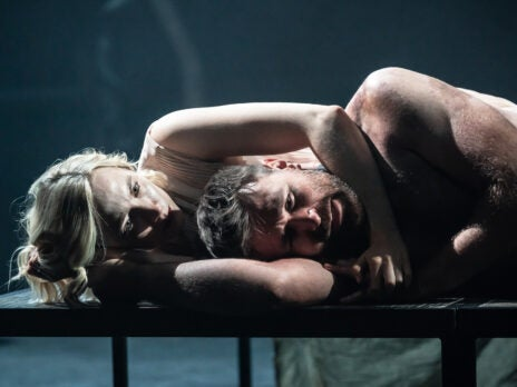 The Tragedy of Macbeth at the Almeida Theatre: here, nothing is polite
