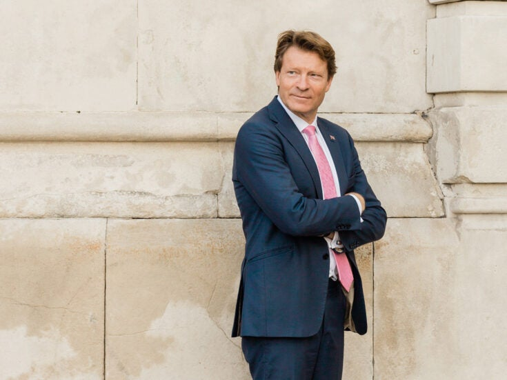 """Photo of """"Fighting culture wars won't pay the bills"""": Reform UK's Richard Tice on life after Nigel Farage"""