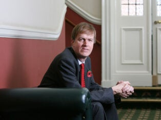 """""""This isn't a one-off anymore"""": Stephen Timms MP on being stabbed – and why he wants to meet his attacker"""