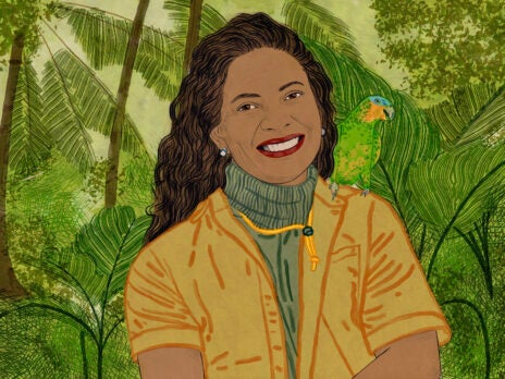 """Patricia Zurita: """"We need a new economic system based on nature"""""""