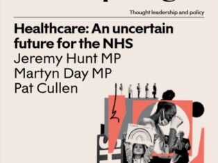 Healthcare: An uncertain future for the NHS