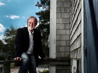 "Bernard Cornwell: ""I always had the insane ambition to be a novelist"""
