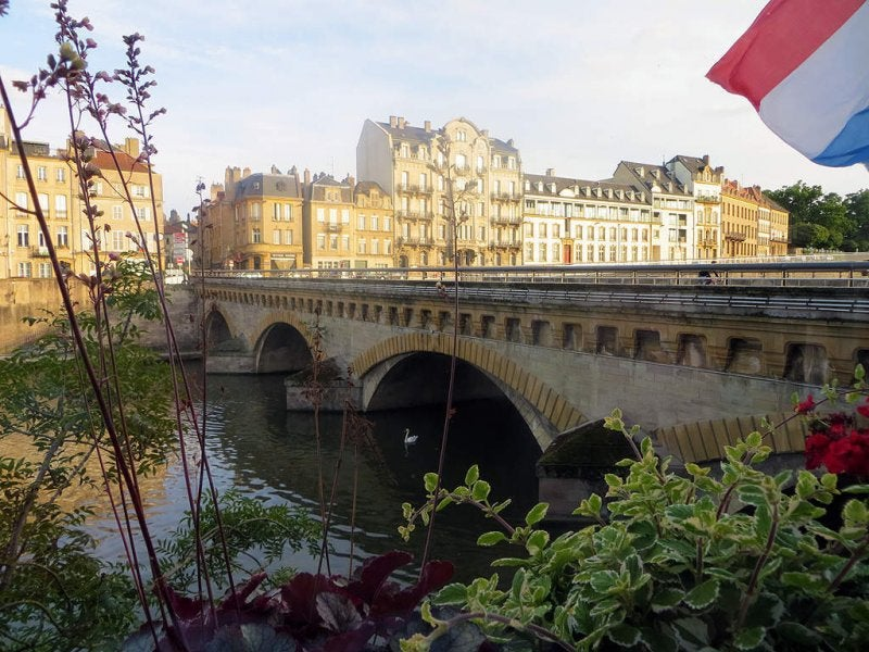 Metz, Creative Commons licence credit Morgaine